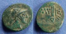 Ancient Coins - Pontos, Amisos - Contemporary imitation Circa 90 BC, AE21