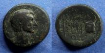 Ancient Coins - Asia Minor - uncertain, Augustus 27BC-14AD, AE25