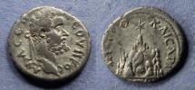 Ancient Coins - Cappadocia, Caesarea, Septimius Severus 193-211, Drachm