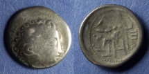 Ancient Coins - Danube Celts, Imitating Philip III of Macedonia Circa 250 BC, Drachm