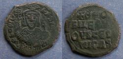 Ancient Coins - Byzantine Empire, Theophilus 829-842, Follis