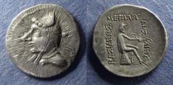 Ancient Coins - Parthian Kingdom, Phriapatios to Mithradates I 185-132 BC, Drachm