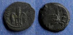 Ancient Coins - Judaea, Pontius Pilate 26-36, Prutah