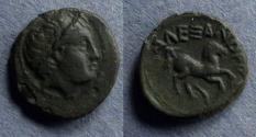 Ancient Coins - Macedonian Kingdom, Alexander III 336-323, AE16