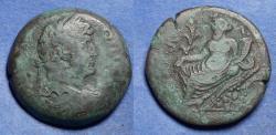 Ancient Coins - Roman Egypt, Hadrian 117-138, Bronze Drachm