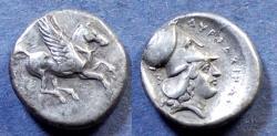 Ancient Coins - Illyria, Dyrrachium Circa 350 BC, Stater