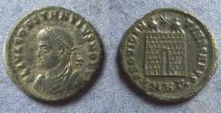 Ancient Coins - Roman Empire, Constantius II (Caesar) 316-337, AE3