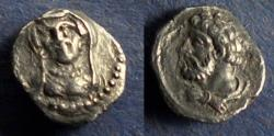 Ancient Coins - Cilicia, Uncertain city Circa 350 BC, Obol