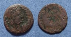 Ancient Coins - Roman Empire, Constantine Dynasty 340 AD, AE 3/4
