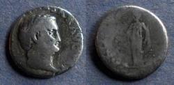 Ancient Coins - Roman Empire, Otho 69, Denarius