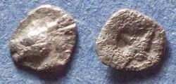 Ancient Coins - Macedonia, Mende Circa 460 BC, Tritartemorion