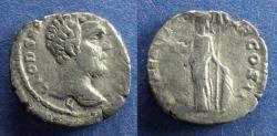 Ancient Coins - Roman Empire, Clodius Albinus (Caesar) 193-195, Denarius