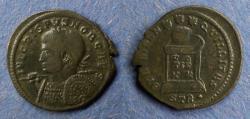 Ancient Coins - Roman Empire, Crispus 317-326, AE3