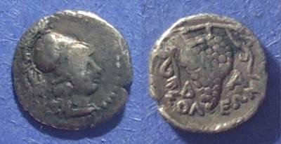 Ancient Coins - Soloi, Cilicia 350-330 BC, Obol