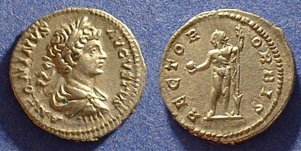Ancient Coins - Caracalla 198-217AD