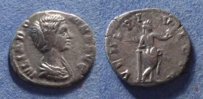 Ancient Coins - Roman Empire, Julia Domna 193-217, Denarius
