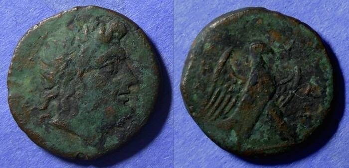 Ancient Coins - Knossos, Crete 200-67 BC, 27mm
