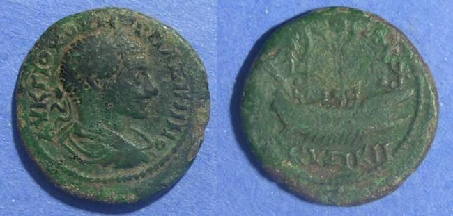 Ancient Coins - Roman Cyzikus, Maximinus 235-238 AD, AE25