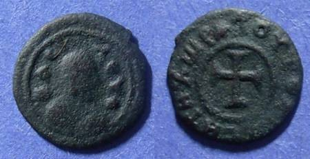 Ancient Coins - Axum, Anonymous 340-425 AD, AE14