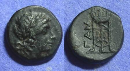 Ancient Coins - Gambrion Mysia AE15 Circa 350BC