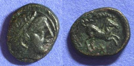 Ancient Coins - Macedonian Kingdom: Alexander III 336-323BC AE15