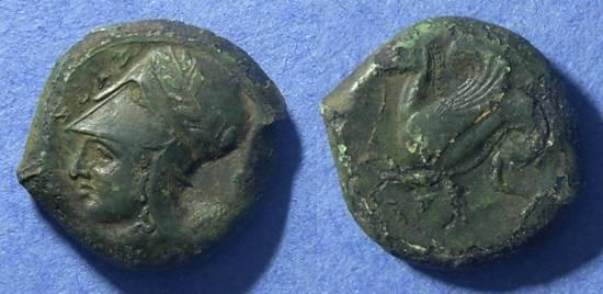 Ancient Coins - Syracuse Sicily, Dionysios I Circa 390 BC, Litra