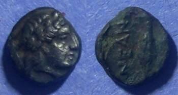 Ancient Coins - Neandria, Troas 350-310 BC, AE10
