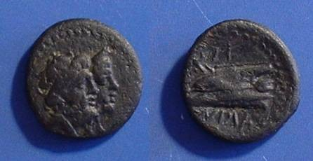 Ancient Coins - Arados Phoenicia,  AE16   2nd to 1st century BC