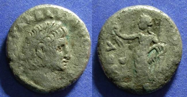 Ancient Coins - Roman Egypt, Galba 68/9 AD, Tetradrachm