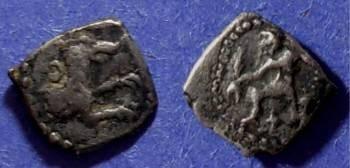 Ancient Coins - Tarsus, Cilicia Circa 350 BC, 3/4 obol