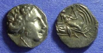 Ancient Coins - Histiaea Euboia  Circa 250 BC – Tetrobol