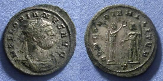 Ancient Coins - Roman Empire, Florian 275/6, Antoninianus