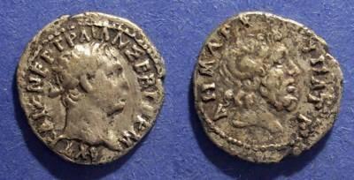 Ancient Coins - Roman Cyrene, Trajan 98-117 AD, Hemidrachm