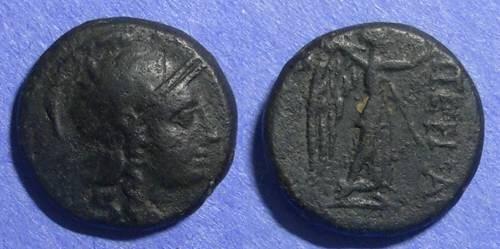 Ancient Coins - Pergamon, Mysia 200-133 BC, AE18