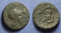 Ancient Coins - Sicily, Syracuse under Roman rule Circa 200 BC, AE21