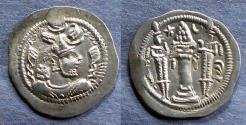 Ancient Coins - Sassanian Kingdom, Peroz 457-483, Drachm