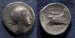 Ancient Coins - Thessaly, Demetrias Circa 290 BC, Hemidrachm