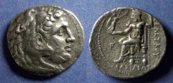 Ancient Coins - Seleucid Kingdom, Seleukos I 312-281 BC, Tetradrachm