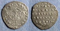 Ancient Coins - Byzantine Empire, John I Tzimisces 969-976, Miliaresion