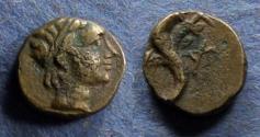 Ancient Coins - Caria, Kaunos 191-166 BC, AE10