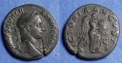 Ancient Coins - Roman Empire, Severus Alexander 222-235, AE Sestertius