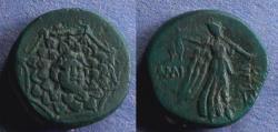 Ancient Coins - Pontus, Amisos 85-65 BC, AE18