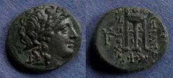Ancient Coins - Seleucid Kingdom, Antiochos II 261-246 BC, AE16