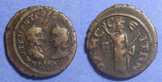 Ancient Coins - Roman Odessa Thrace, Gordian III 244-249, Pentassarion