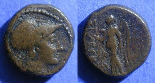 Ancient Coins - Seleucid Kingdom - Seleukos II 246-226 BC - AE 18