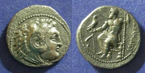 Ancient Coins - Macedonian Kingdom, Alexander III 336-323 BC, Lifetime Drachm