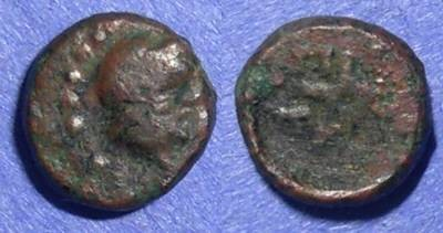 Ancient Coins - Pitane, Mysia Circa 300 BC, AE11