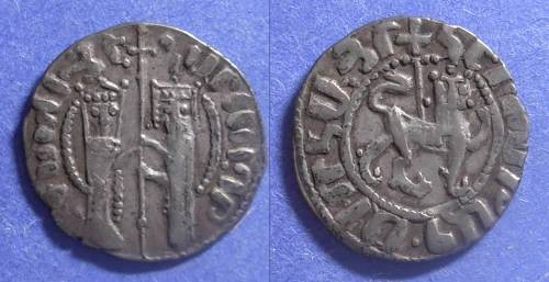 Ancient Coins - Armenia, Hetoum & Zabel 1226-1271, Tram