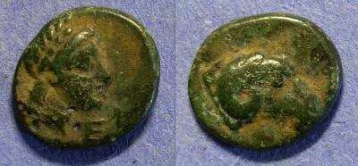 Ancient Coins - Kebren Troas - AE10 - 350-310 BC