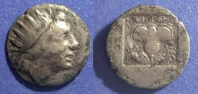 Ancient Coins - Rhodes,  167-88 BC, Drachm